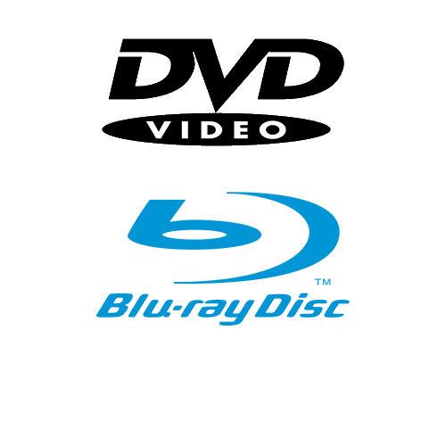Film dvd & Bluray